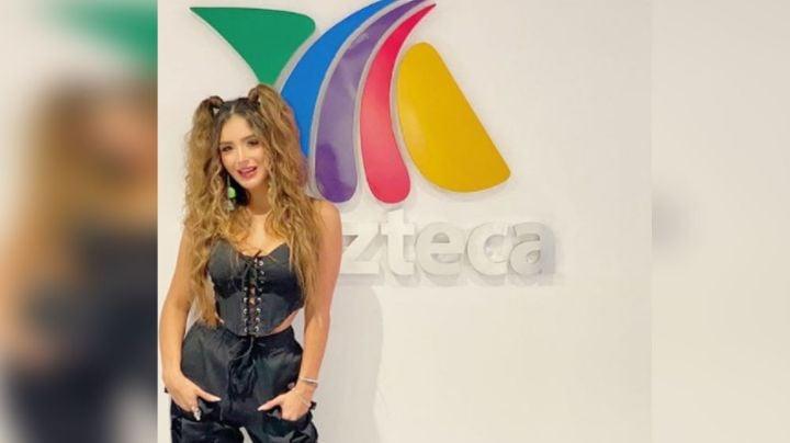 Tras su paso por 'Enamorándonos', Serrath vuelve a los foros de TV Azteca ¿cómo conductora?