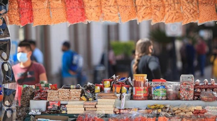 Sonora: rechazan prohibir la venta de comida chatarra; pequeños comerciantes piden ser escuchados