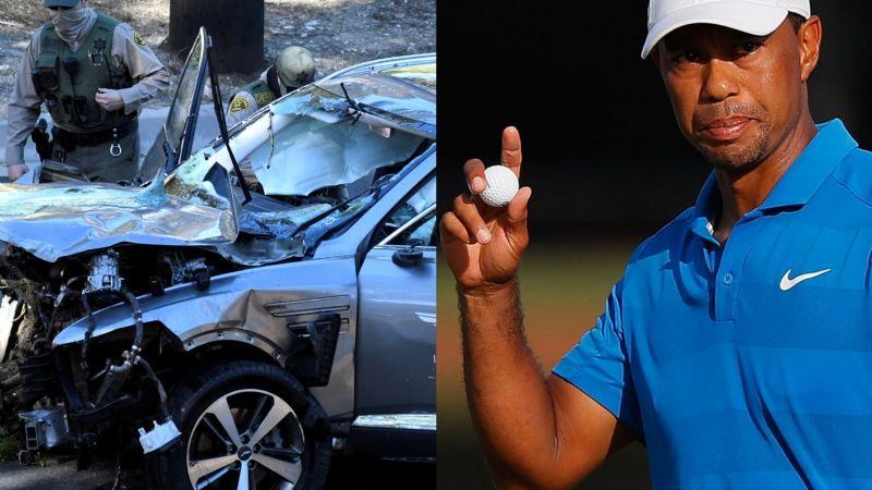 Tiger Woods: Revelan las causaron el accidente que por poco le cuesta la vida
