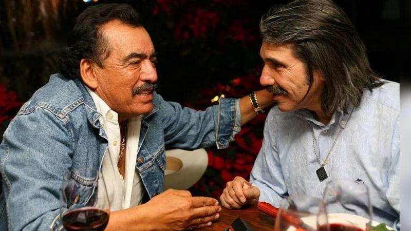 A casi 6 años de la muerte de Joan Sebastian, Diego Verdaguer lo recuerda con 'Mil Navajas'