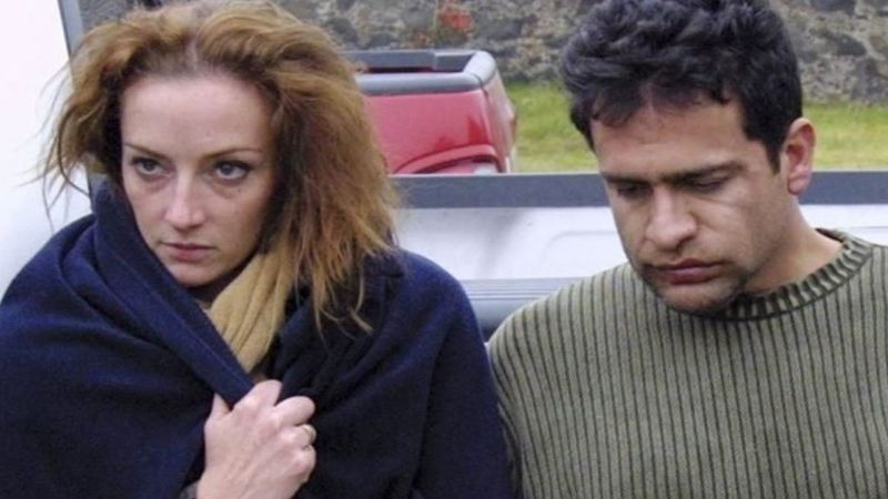 """Ellos son Israel Vallarta y Florence Cassez, los """"secuestradores"""" del famoso montaje de Televisa"""