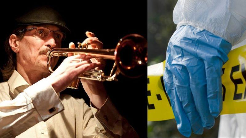 Macabro asesinato: Tras amenazas, apuñalan y descuartizan a famoso músico de jazz