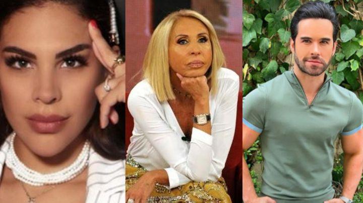 """""""Comprada"""": Laura Bozzo estalla porque Tefi Valenzuela recibió compensación económica de Eleazar"""