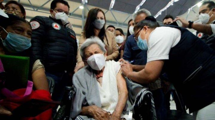 Va Gobierno de AMLO por un Plan Nacional de Vacunación reforzado contra Covid-19