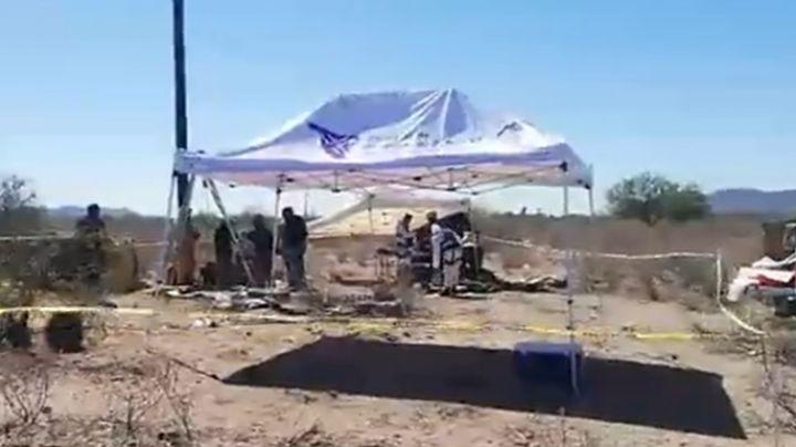 Encuentran más restos humanos en San José de Guaymas en un pozo
