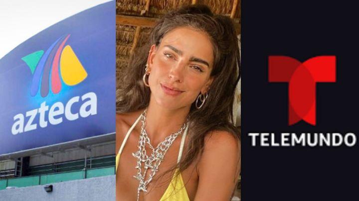 Confirmado: Bárbara de Regil cambió a TV Azteca por Telemundo; formará parte de esta serie