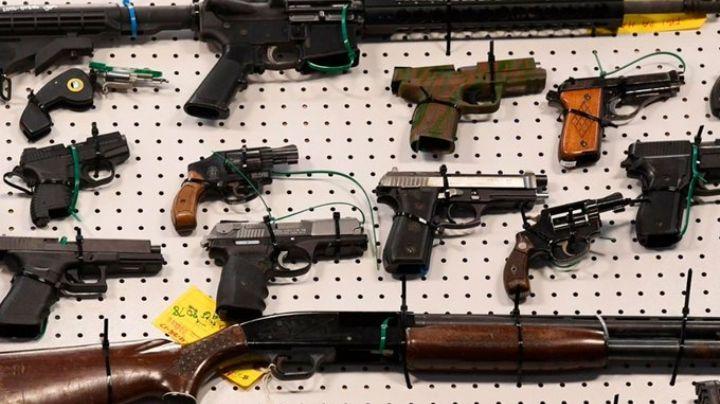 """Biden anuncia combate a nueva """"epidemia""""; afirma que es de armas de fuego y violencia en EU"""