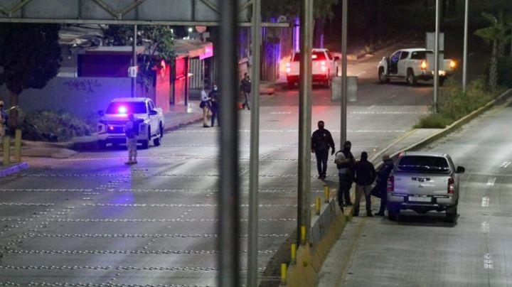 Policías de Tijuana sufren agresión; el saldo es de un muerto y tres personas detenidas