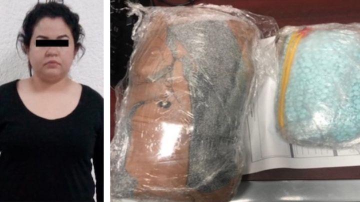 Arrestan a mujer en Sonora: Viajaba en autobús con casi 8 mil pastillas de fentanilo