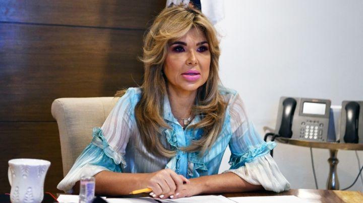 Claudia Pavlovich solicita ante Conago priorizar vacunación a todo trabajador de la salud
