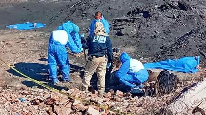 En solo 2 días, colectivos rastreadores de Cajeme, Guaymas y Nogales hallan restos humanos