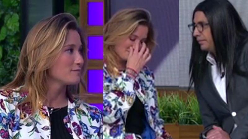 Drama en TV Azteca: Conductor de 'Venga la Alegría' hace llorar a Mati Álvarez