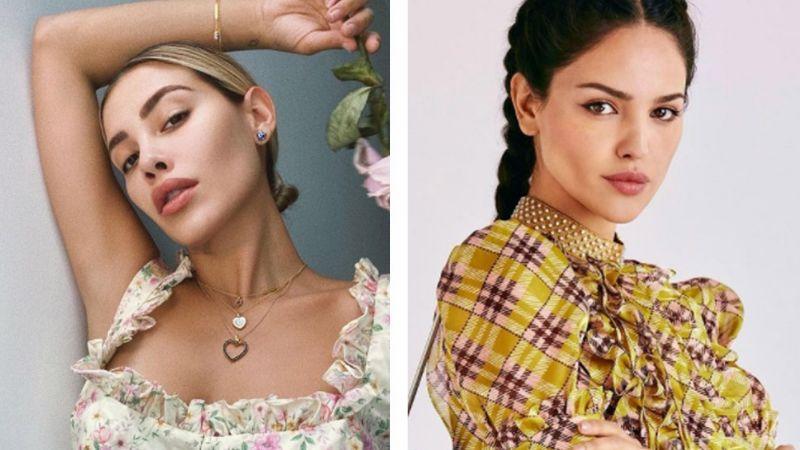 Villana de telenovela: Eiza González habría vetado a Michelle Salas de evento ¿por envidia?