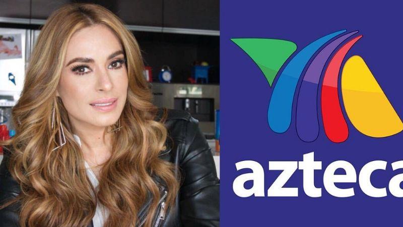 ¿Adiós Televisa? Tras 13 años en 'Hoy', Galilea Montijo habla de su 'llegada' a TV Azteca