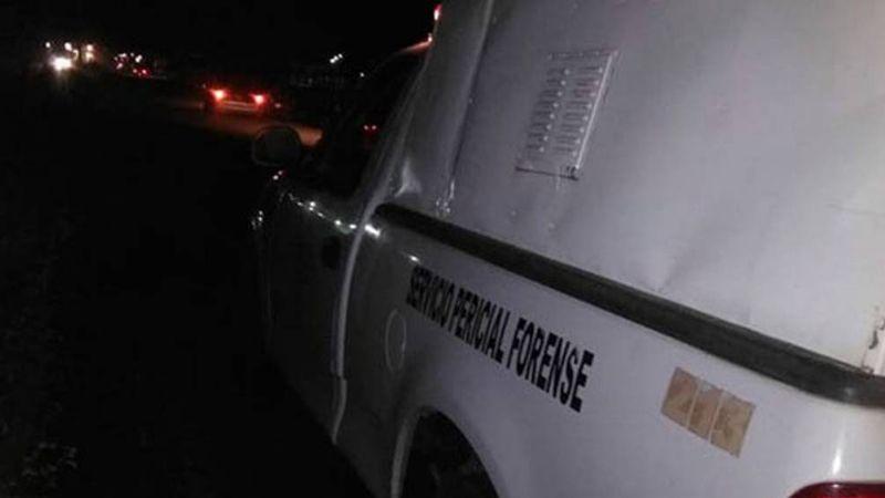 Taxista es asesinado a sangre fría en medio de la carretera; fue interceptado por sicarios