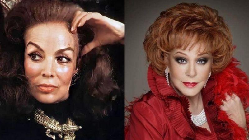 María Félix dejó fuera a Silvia Pinal del bautizo de Frida Sofía; esta fue la razón