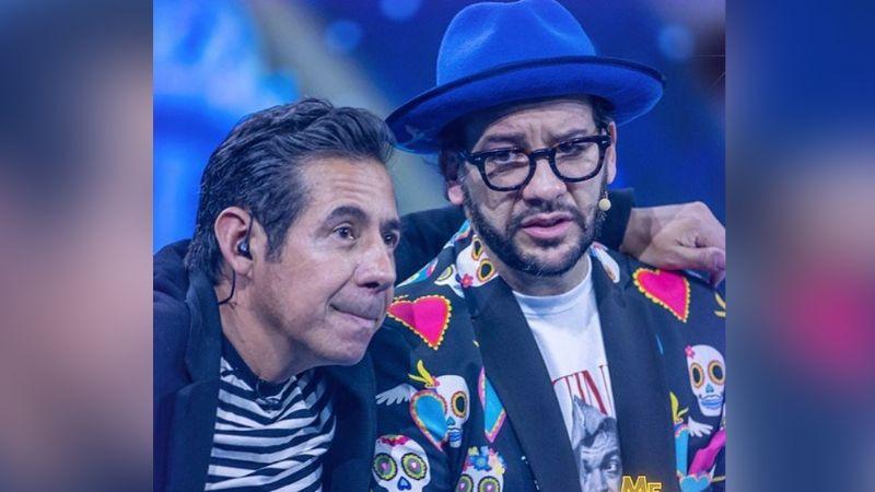 ¡Pleito en Televisa! Yordi Rosado golpea a conductor de 'Me Caigo de Risa'