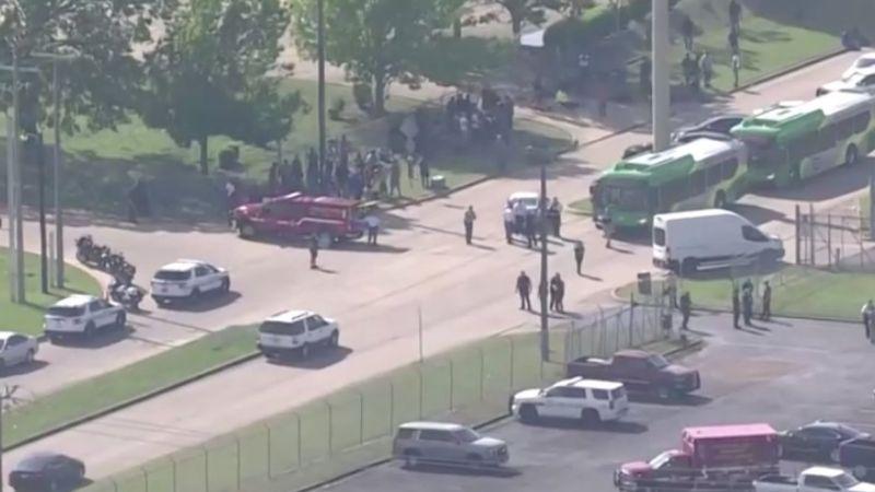 Tiroteo en almacén de Texas deja un muerto y 6 heridos; el agresor sería empleado del lugar