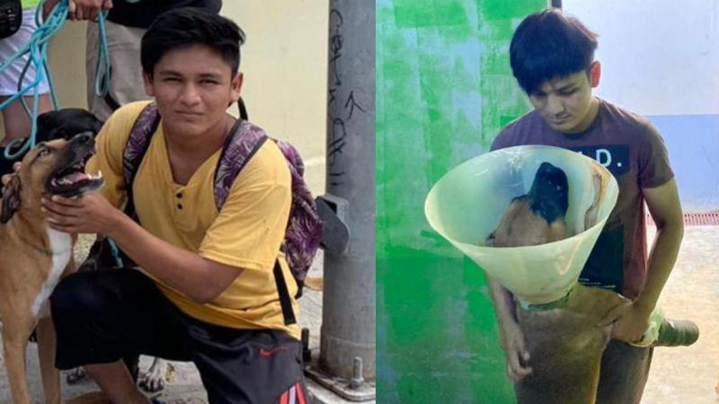 Le cortaron el cuello: Irrumpen en refugio y matan a sangre fría a Luis; tenía 19 años