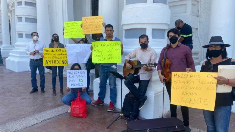 Sonora: Orquesta 'Fray Ivo Toneck', en riesgo de desaparecer por falta de fondos
