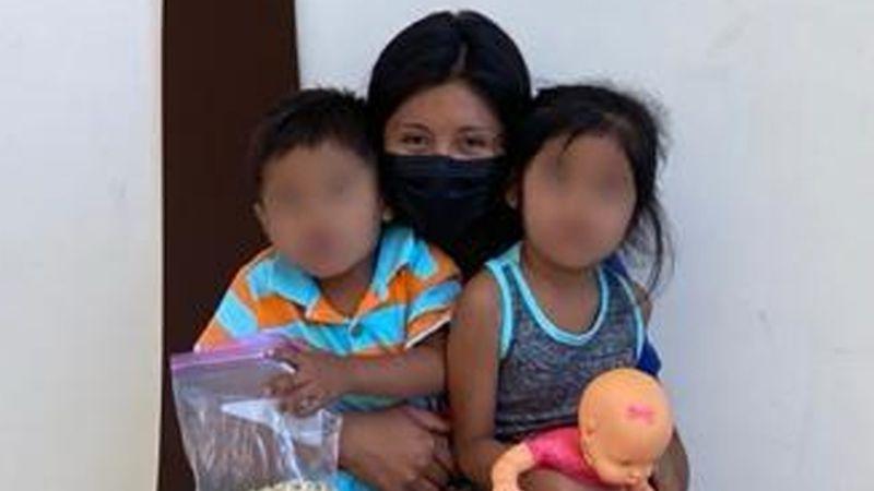 Localizan sanos y salvos a hermanitos desaparecidos en Sonora; su padre se los llevó Chiapas