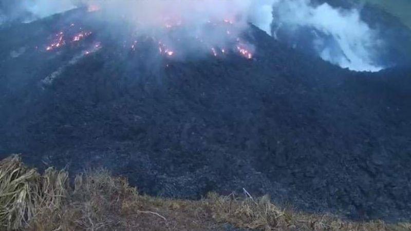 De terror: Volcán La Soufriere amenaza con erupción; podría explotar en las próximas horas