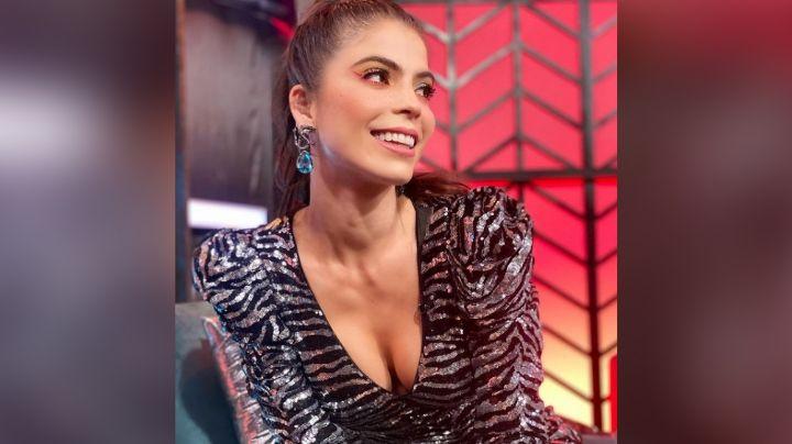 Esmeralda Ugalde se roba las miradas en TV Azteca al posar desde la playa