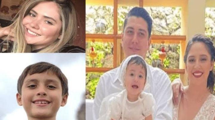 Tras encontrar a la bebé, hallan al resto de la familia Villaseñor Romo; desaparecieron en Acatic