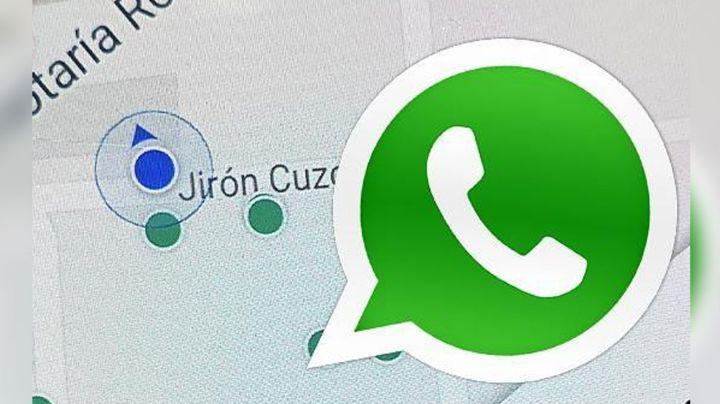 ¿Quieres saber la ubicación exacta de tu pareja? WhatsApp te ayudará
