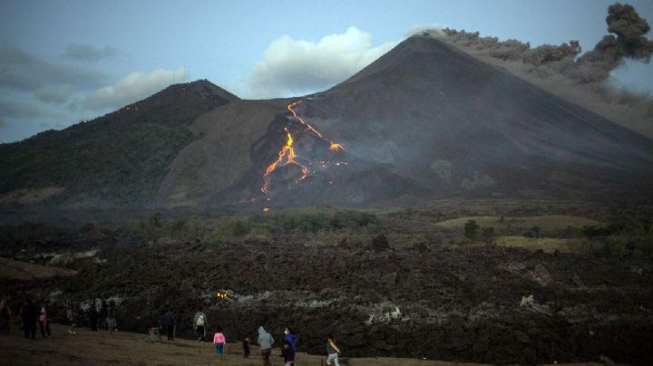VIDEO: ¡Sorprendente! Así fue la aterradora explosión del Volcán La Soufriere de San Vicente