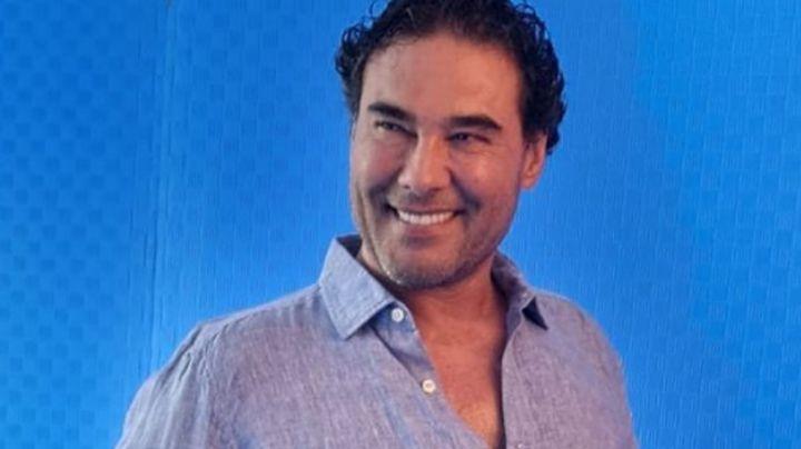 Tras salir de Televisa, Eduardo Yáñez admite que fue alcohólico y hace descarada confesión