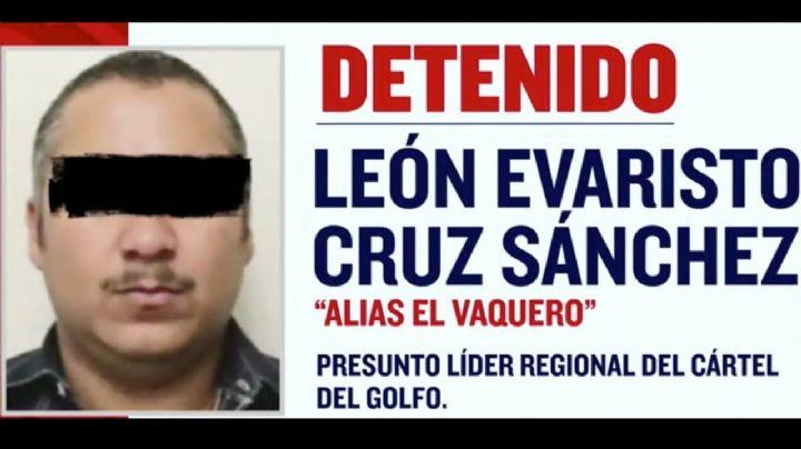 Ingresan a 'El Vaquero' a penal del Altiplano, supuesto líder del Cártel del Golfo