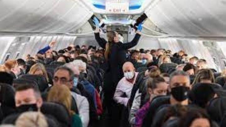 Familia echada de un vuelo porque su hijo no quiso usar cubrebocas viajará en avión privado