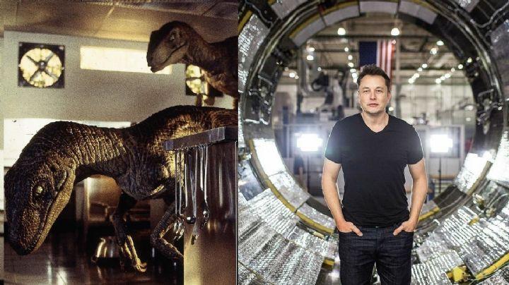 ¿Con dinosaurios? Elon Musk superaría la ficción y construiría Parque Jurásico con Neuralink