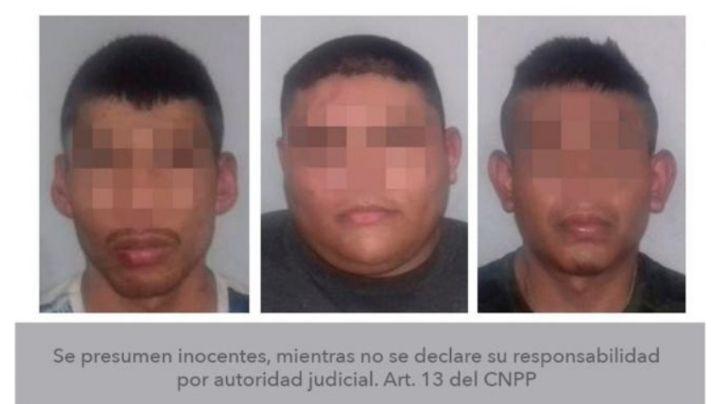 Tamaulipas: Rescatan a joven secuestrado; detienen a los 3 presuntos captores