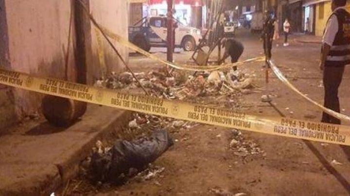 Macabro: Dos hombres asesinan a su amigo y abandonan su cadáver en un saco de dormir