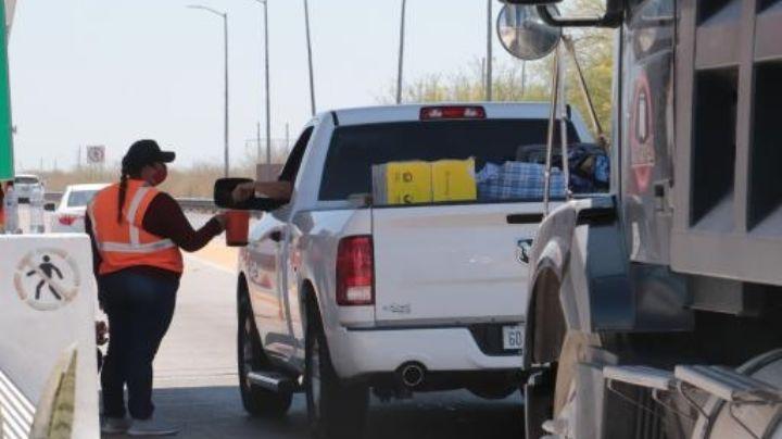Sonora: Tras visita de la FGR a caseta de Fundición, Libre Tránsito llega a acuerdos con Gobernación