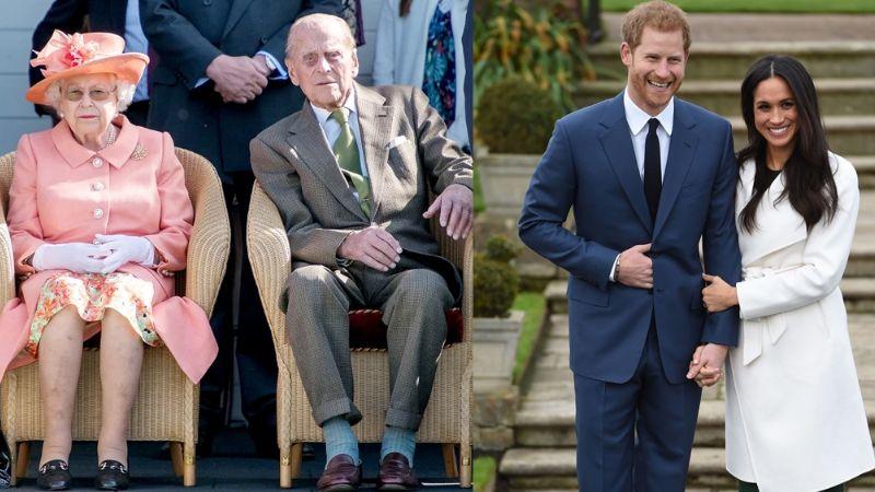 Príncipe Harry y Meghan Markle lamentan la muerte del Príncipe Felipe, esposo de la Reina Isabel II
