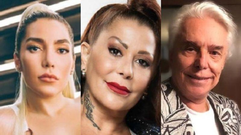 """Alejandra Guzmán 'defiende' a Enrique Guzmán: Pide a Frida Sofía """"mejorar su salud mental"""""""