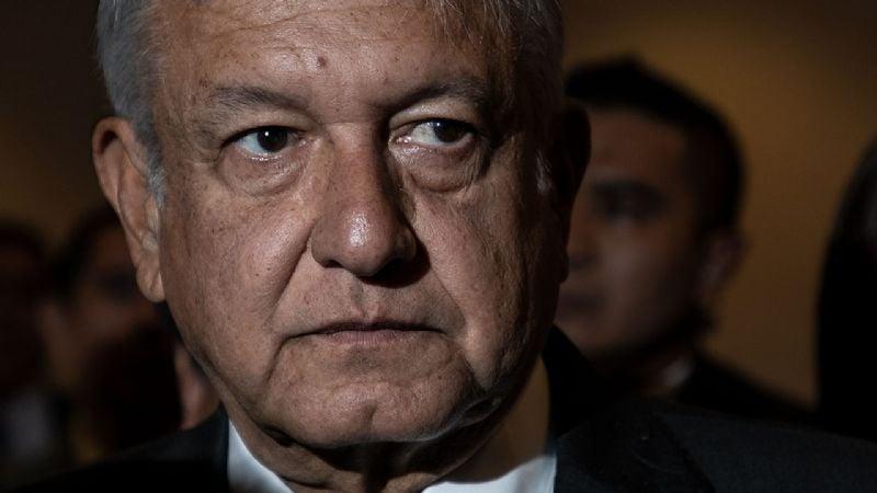 """""""Tengo orillado al mismísimo Peje"""": El encuentro de AMLO con narco en retén"""