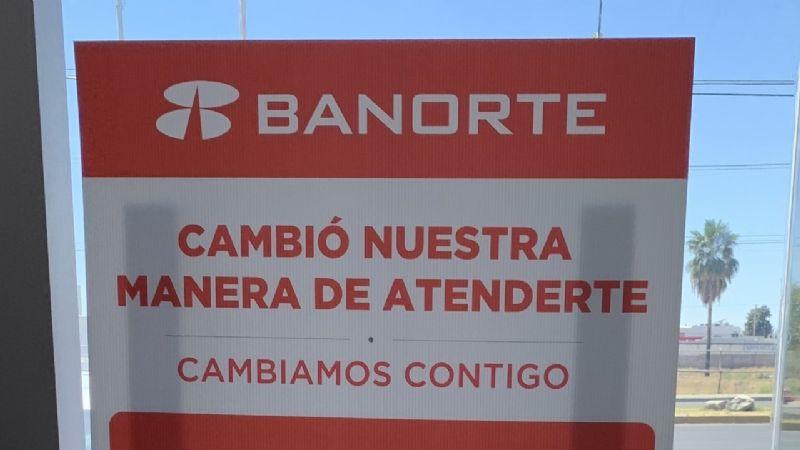 Condusef informa que Banorte es el banco con más quejas por fraude; recibió más de 1 millón