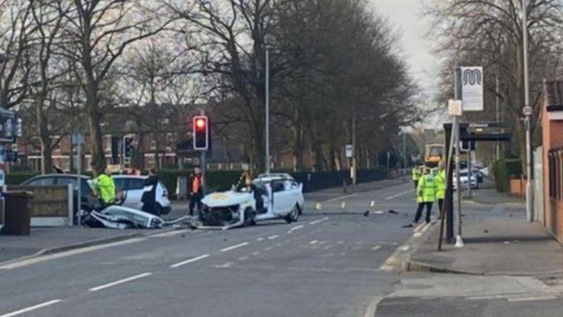Fatal accidente: Joven de 17 años muere en choque vehicular tras huir de la Policía
