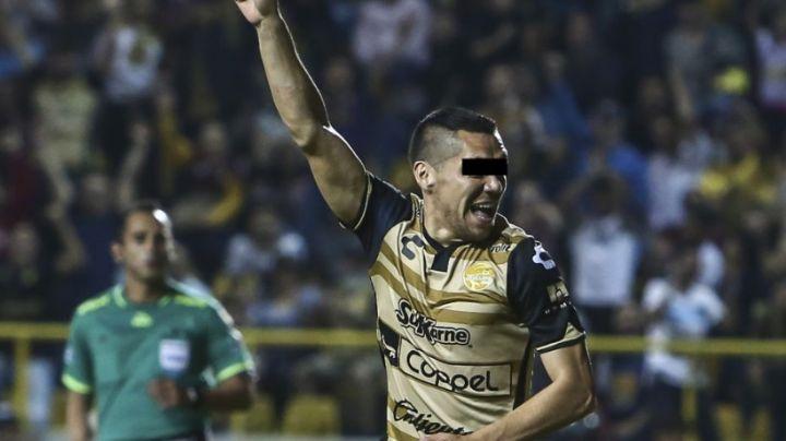 VIDEO: Así fue la detención de Freddy 'N', futbolista y hermano de delantero del América