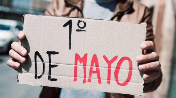 Impactante: El Día del Trabajador surge de una gran huelga en Estados Unidos
