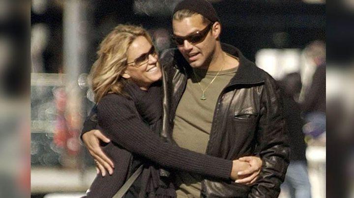 Ricky Martin estuvo a punto de convertirse en papá con Rebecca de Alba; esto fue lo que pasó