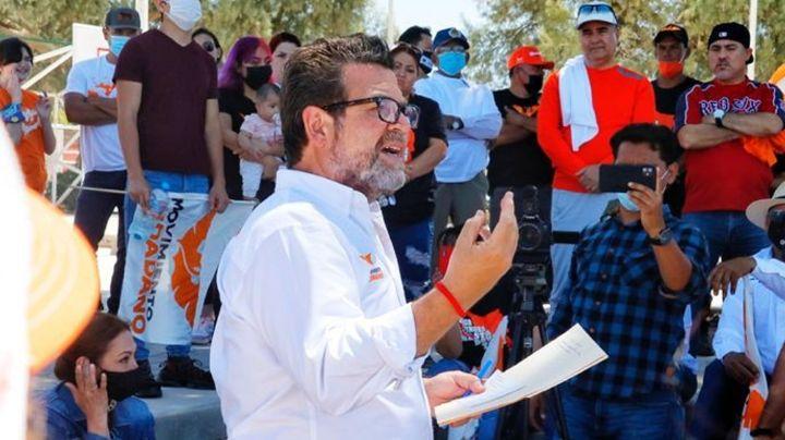 Ricardo Bours asegura que defenderá la actividad económica de Puerto Libertad, Sonora