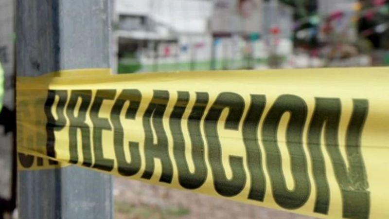 FUERTE VIDEO: A sangre fría, sicario persigue a hombre y lo mata a quemarropa de 6 tiros