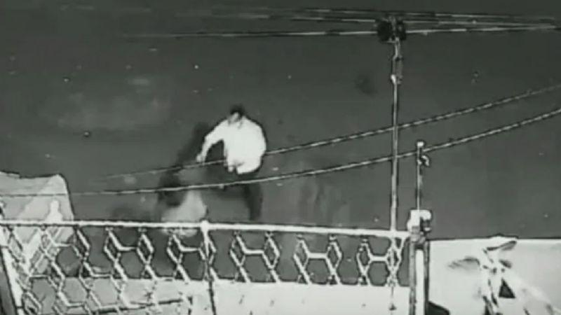 FUERTE VIDEO: ¡A sangre fría! Cae Diego 'N' tras matar a golpes a Don Germán, anciano de 80 años