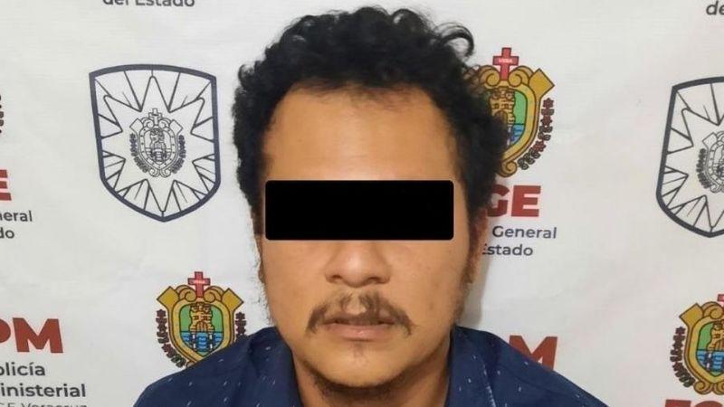 Veracruz: Encuentran a hombre que quemó a su esposa con aceite; ya ha sido detenido