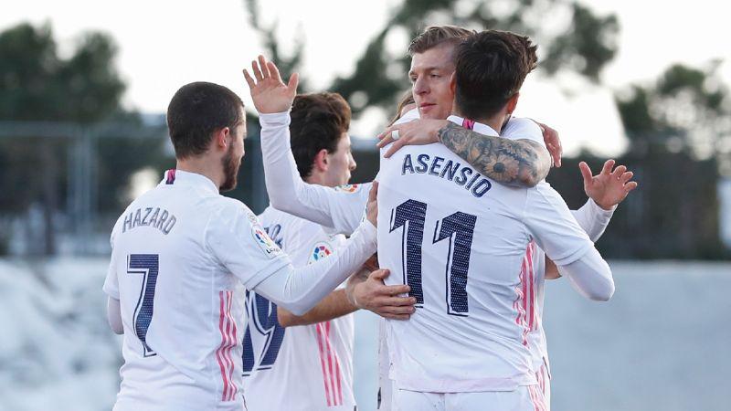Real y Atlético de Madrid no ceden terreno; ganan y mantienen la lucha por LaLiga
